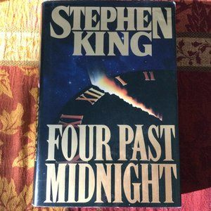 Stephen King Four Past Midnight HC  First edition